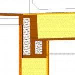 Pont thermique plancher haut