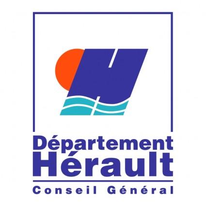 Logo Conseil Général Hérault