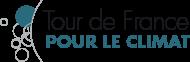 Logo Tour de France Climat